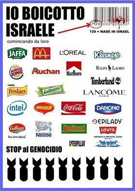 boicott israel