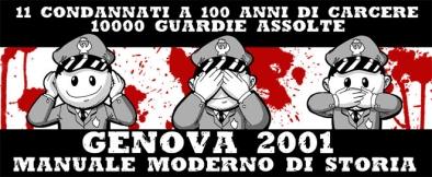 genova police